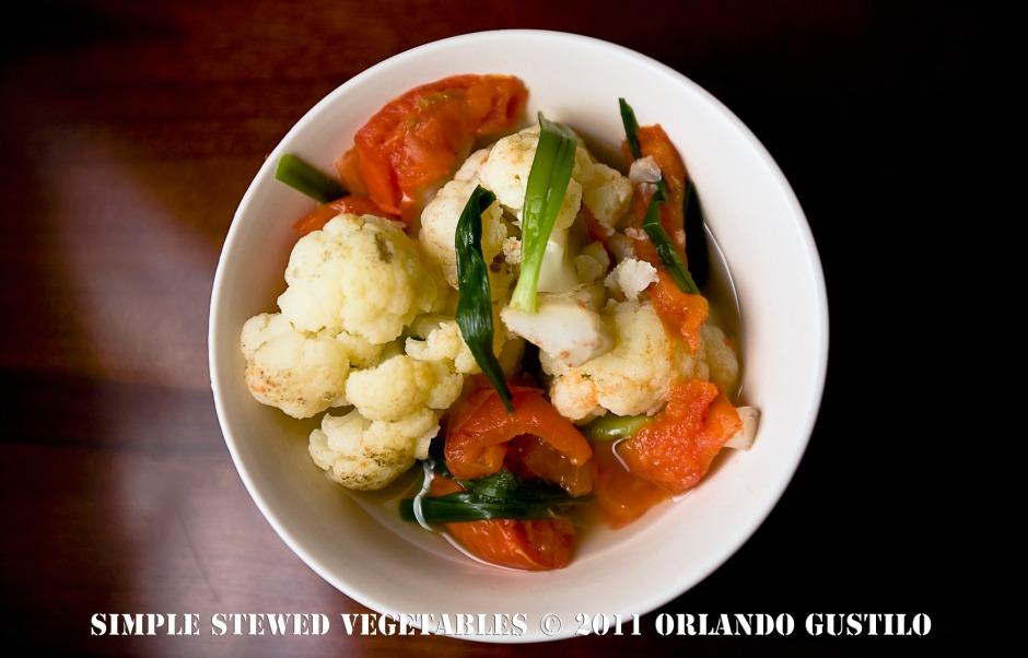 Stewed Vegetables 6374