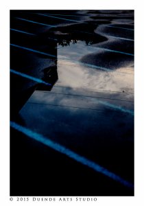 Puddle Reflection 7106s