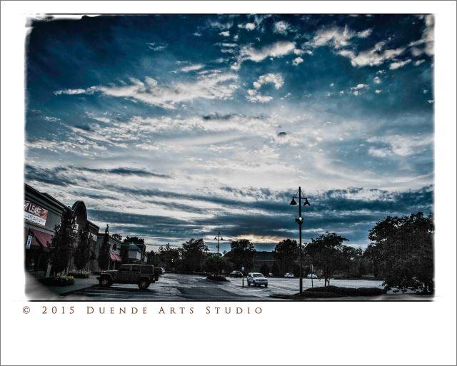 Sunset Frame 8095s